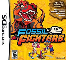 Thumbnail 1 for Fossil Fighters (USA) - Completed